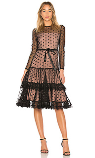 Платье миди tiara - Alexis