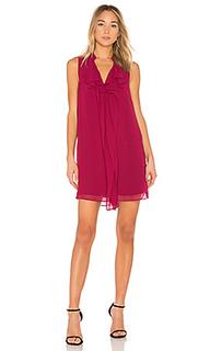 Свободное платье с воланами - BCBGeneration