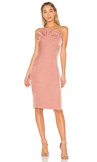 Платье со сборками marceau - Cinq a Sept
