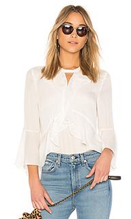 Блуза с рюшами thea - Cinq a Sept