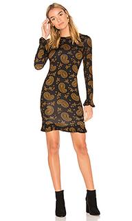 Платье с длинным рукавом beverly - Clayton