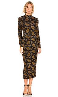 Платье с длинным рукавом duncan - Clayton