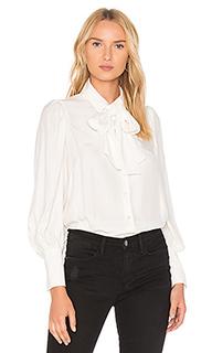 Блузка с шарфом - FRAME