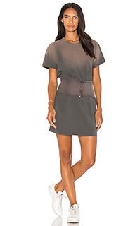 Платье с корсетом sun wash - MONROW