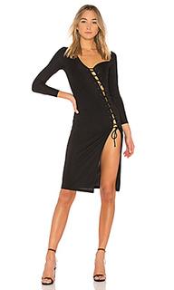 Платье миди branden - h:ours