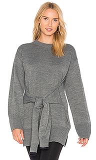 Пуловер с завязывающимися деталями и разрезами - J.O.A.