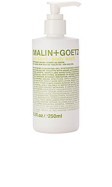 """Гель-мыло для рук и тела """"ром"""" - (MALIN+GOETZ)"""