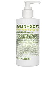 """Гель-мыло для рук и тела """"ветивер"""" - (MALIN+GOETZ)"""