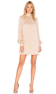 Шелковое платье sherie - MILLY