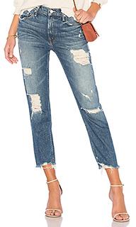 Прямые джинсы the sinner - MOTHER