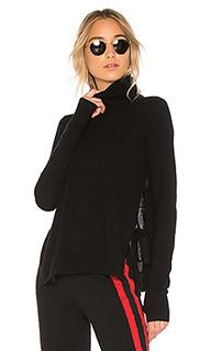 Пуловер с разрезами - Pam & Gela
