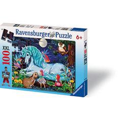 Пазл «Зачарованный лес» XXL 100 деталей, Ravensburger