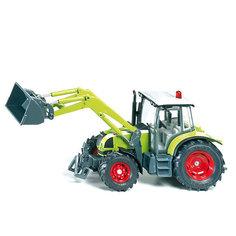 Трактор с фронтальным погрузчиком, SIKU