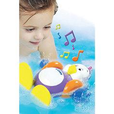 """Игрушка для ванной """"Плескающийся пингвин"""", TOMY"""