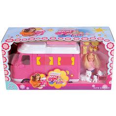Кукла Еви на отдыхе с аксессуарами, Simba