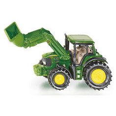 SIKU 1341 Трактор John Deere с ковшом