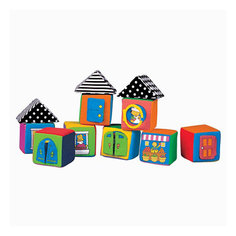 Ks Kids Мягкие кубики в коробке