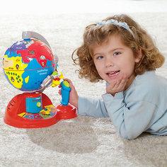 """Развивающая игрушка """"Обучающий глобус"""", Vtech"""