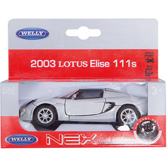 Welly Модель машины 1:34-39 2003 LOTUS ELISE IIIS