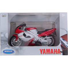 Welly Модель мотоцикла 1:18 Motorcycle / YAMAHA 2001 YZF1000R THUNDERACE