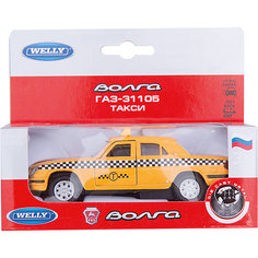 Welly Модель машины Волга Такси