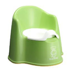 Кресло-горшок BabyBjorn, зеленый