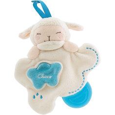"Мягкая игрушка с прорезывателем ""Овечка Sweet Love"", Chicco"