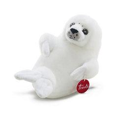 Белый Тюлень, 28 см, Trudi