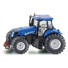 Трактор New Holland, синий (1:32), SIKU