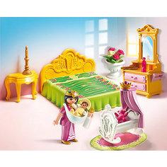 Королевская спальня с колыбелью, PLAYMOBIL