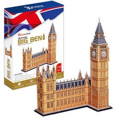 """Пазл 3D """"Биг Бен (Великобритания)"""", 116 деталей, CubicFun"""