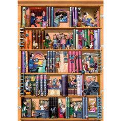 "Пазл ""Книги"", 1500 деталей, HEYE"