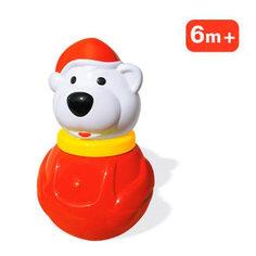 """Стеллар Неваляшка  малая """"Белый медведь-2"""" коробка"""