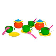 """Стеллар Детская посуда """"Чайный набор"""""""