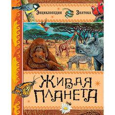 "Энциклопедия ""Живая планета"" Махаон"