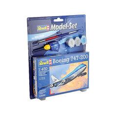 Набор Самолет Боинг 747-200 Revell