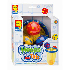 """Игра для ванной """"Мячики в сетке"""" Alex"""