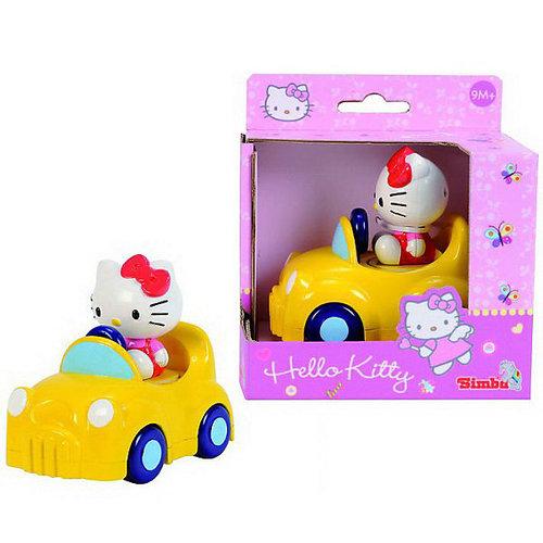 Simba                 Машинка Hello Kitty