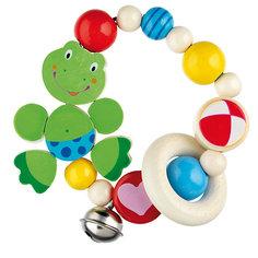 Игрушка-кольцо эластик Лягушонок , HEIMESS