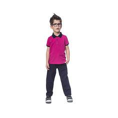 Футболка-поло для мальчика PlayToday