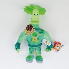 """Мягкая игрушка  Папус, со светом,  29 см, """"Фиксики"""", МУЛЬТИ-ПУЛЬТИ"""