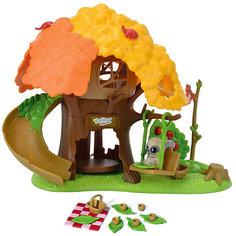 Домик-дерево, Юху и его друзья Simba