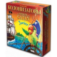 "Игра ""Колонизаторы Junior"", Hobby World"