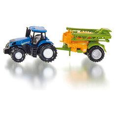 Трактор с прицепом, SIKU
