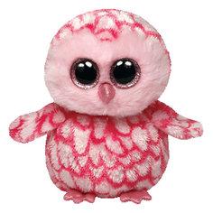 Совенок (розовый) Pinky, 15,24 см TY