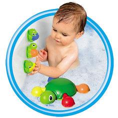 """Игрушка для ванной """"Веселые черепашки"""", TOMY"""
