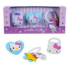 Hello Kitty Набор погремушек Simba