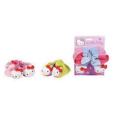 Hello Kitty Тапочки-погремушки, размер 13 см, от 0-го месяца Simba