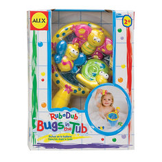"""Игра для ванной """"Поймай бабочку"""" Alex"""