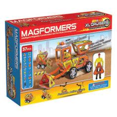 """Магнитный конструктор """"Строители"""", 37 деталей, MAGFORMERS"""